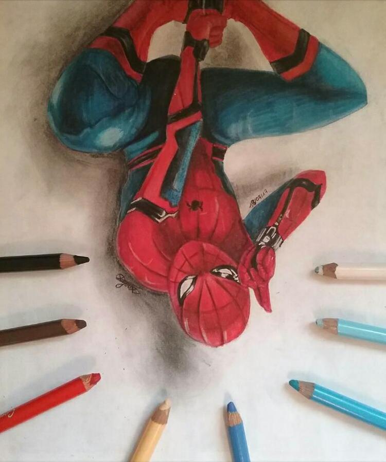 Alex spiderman